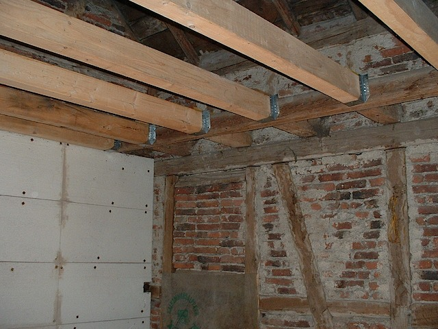 Scheune ausbauen  Ausbau/Dämmung – Bender-Holzbau