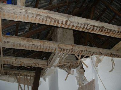 Umbau: wie aus einem alten Gebälk ein moderner Dachstuhl wird I