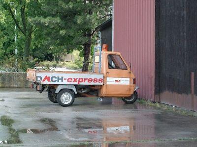 """Minicar """"Dachexpress"""""""